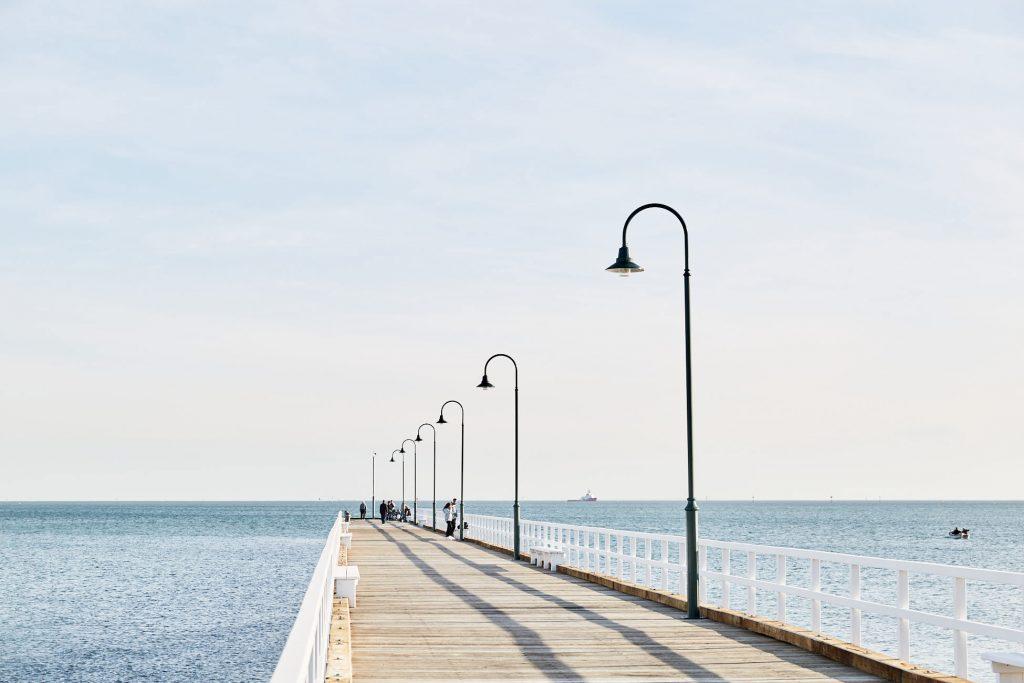 Lagoon Pier